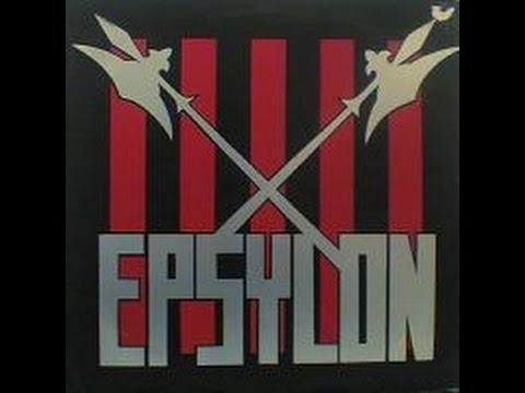 Epsylon - Epsylon 1985 Heavy Metal France