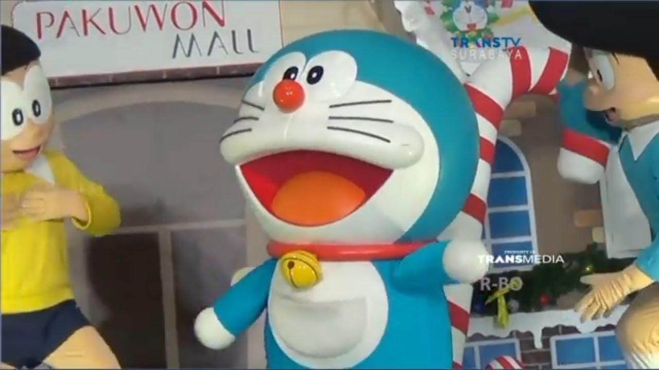 Aksi Kocak Doraemon Di Dunia Nyata