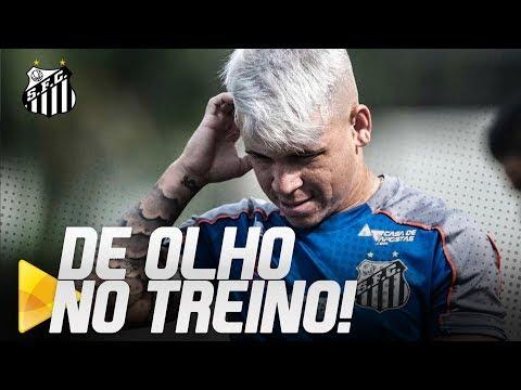 SOTELDO DE VISUAL NOVO (😱) E FOCO NO INTER | DE OLHO NO TREINO (23/05/19)