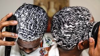 HOW TO WASH 360 WAVES: WASH DAY
