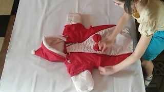 Конверт для новорожденного.Магазин Зайчата.(Конверт «Принцесса» для новорожденной девочки.Производитель фирма ДетиЗим .Санкт-Петербург.Ткань водоотт..., 2015-04-06T03:26:11.000Z)