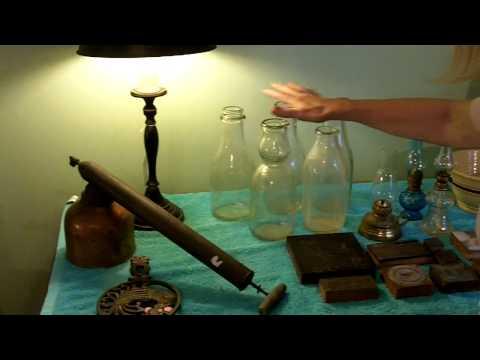 """The Yard Sale Show: Laurel Antiques """"Smalls"""" Auction haul"""