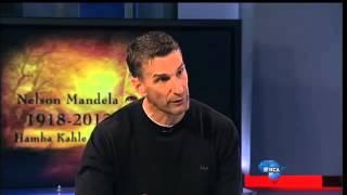 Ex-Bodyguard remembering Madiba