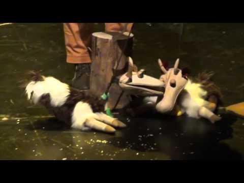 Trailer El llop i les 7 cabretes Xip Xap 1