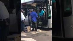 Embrouille entre une conductrice de bus et un jeune à Aulnay-sous-Bois