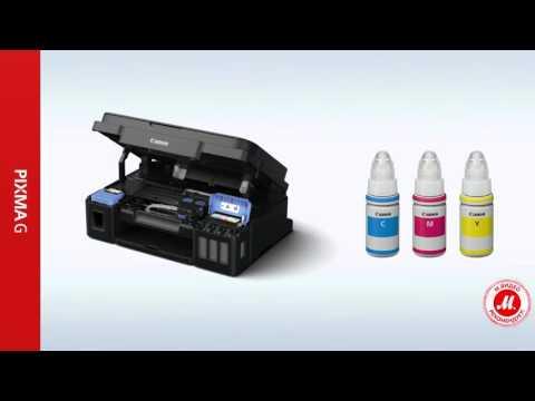 Как подключить принтер canon pixma
