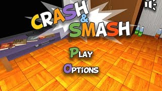 Crash and smash(Круши - ломай) - Симулятор кота на Android ( Review)