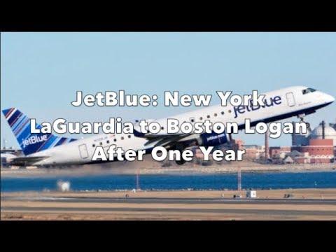 JetBlue LaGuardia to Boston Shuttle: One Year Later