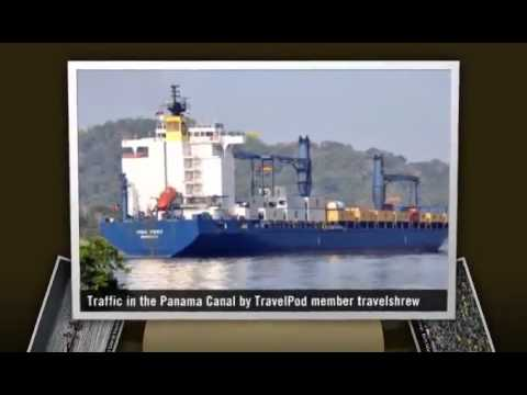 """Through the Panama Canal to Barro Colorado Island"" Travelshrew's photos, Panama (travel pics)"