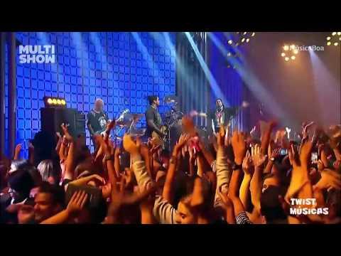 Outro Lugar - Detonautas Roque Clube Multishow Música Boa ao Vivo -