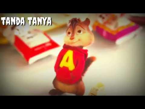Chipmunks - Aku Sayang Banget Sama Kamu