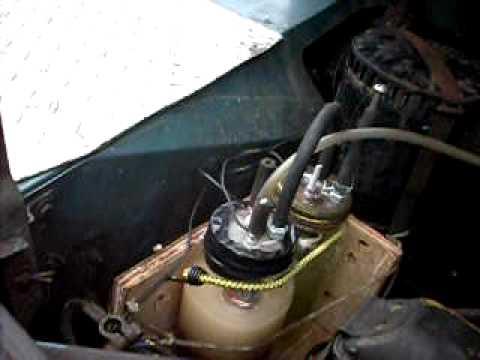 Hydrogen powered landrover