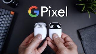Google Pixel Buds A-Series ($99) vs. Pixel Buds ($179)
