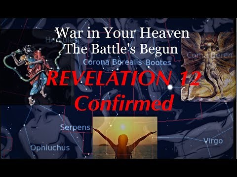 Revelation 12 Sign Confirmed! Red Dragon Finally Revealed! Thrust In Your Sickle It's Harvest Time
