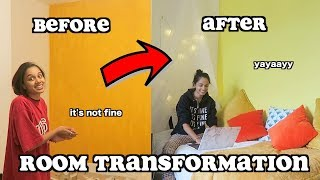 room transformation - before and after! | clickfortaz