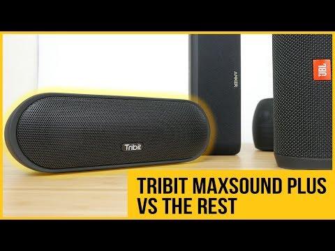 Tribit MaxSound Plus Bluetooth Speaker Review | Half The Price Of JBL Flip 4 | Hear How It Compares