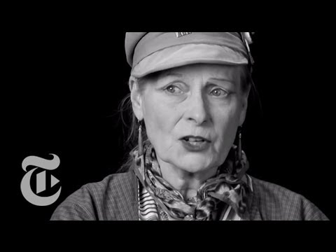 Vivienne Westwood Interview | Screen Test | The New York Times