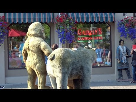DOWNTOWN SUMMER TOUR | ANCHORAGE, ALASKA