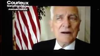 Philippe Labro s'exprime spontanément au sujet de NSJ [Ambassade des USA à Paris]