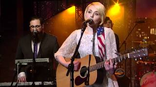 Jessica Lea Mayfield - Our Hearts Are Wrong - David Letterman