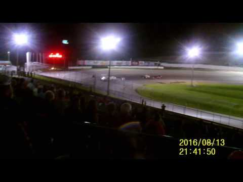 Lebanon I 44 Speedway Modifieds feature 8 13 16
