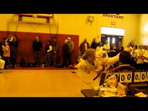 Maine Karate Classic 2014 MR Kata