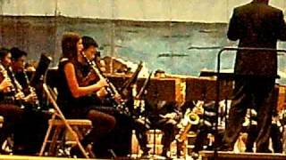 Bronx Science Concert Band 2009 - The Nutcracker Suite