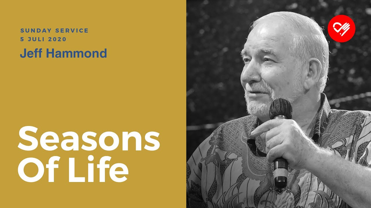 5 Juli 2020 | Jeff Hammond - SEASONS OF LIFE