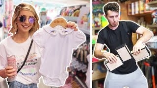 BABY CLOTHES & GADGET SHOPPING!