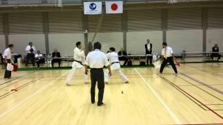 2014年11月1日に行われた佐藤塾関東選抜空手大会の模様です。三鷹剛柔館...