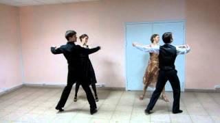 Фигурный вальс. Схема танца(Видеопособие специально для тех, кто готовится к Губернскому Весеннему Балу. video by vladislavio - http://vk.com/vladislavio..., 2013-04-09T23:15:59.000Z)