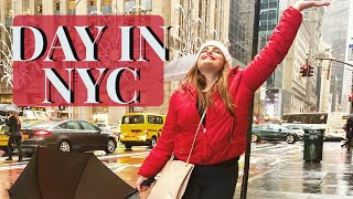 Day in NYC | Rockettes, Fifth Avenue shopping, & Grand Central, etc