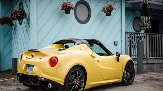 2015 Alfa Romeo 4C Spider | The Most Affordable Supercar!