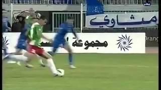 هدف عالمي بقدم لاعب سوري