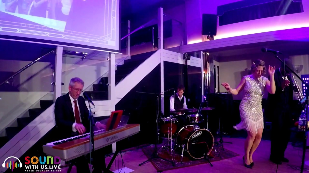 Swing With Us - Post Modern Jukebox style 2-7pc Band