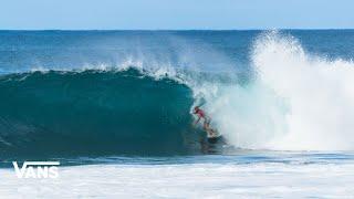 2021 Billabong Pipe Masters - Seeding Round Highlights   Triple Crown Of Surfing   VANS