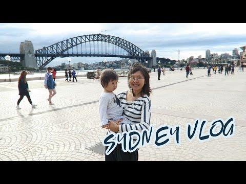 SYDNEY AUSTRALIA TRAVEL VLOG!!