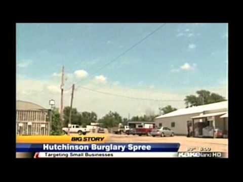 HUTCHINSON KANSAS CRIME SPREE