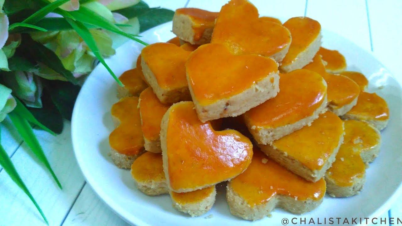 Resep Kue Kacang Tanpa Telur Renyah Enak Dan Gurih Kue Kering Jadul