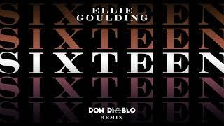 Gambar cover Ellie Goulding - Sixteen (Don Diablo Remix)