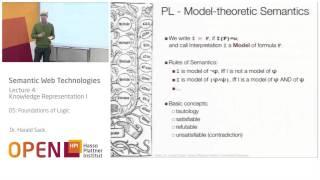04 - 05 Foundations of Logic