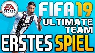 Mein erstes Online Spiel   FIFA 19 Ultimate Team Lets Play #03