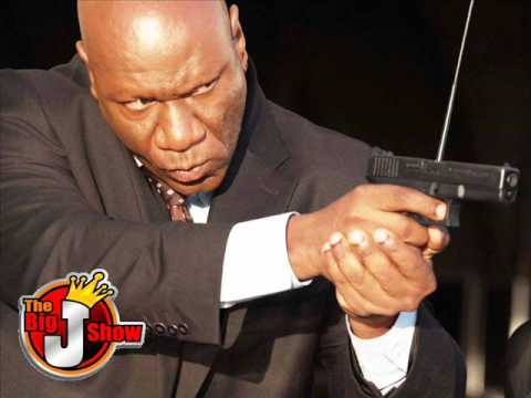 Ving Rhames Interview