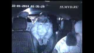 Попытка подкупа полицейских
