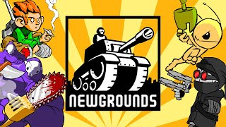The Greatest Newgrounds Flash Games of All Time