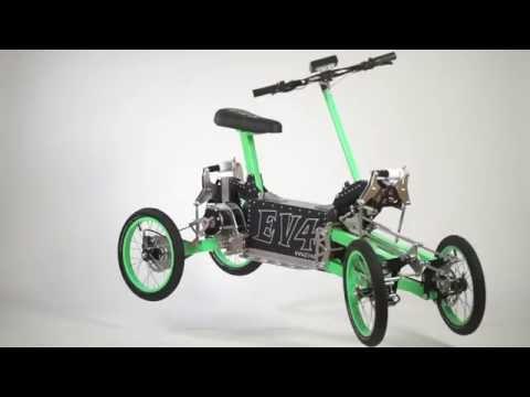 EV4 bike by Aero-service