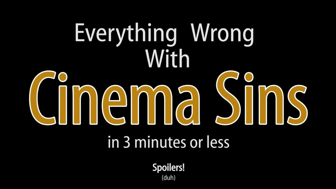 Image result for cinemasins