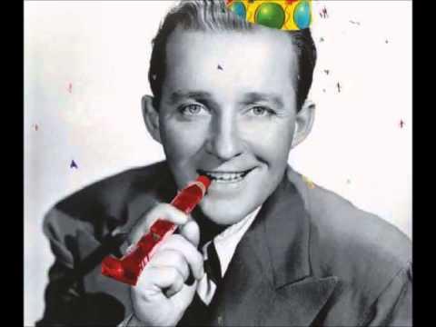 Bing Crosby - Happy Birthday - Bing's 110th - May 3, 2013