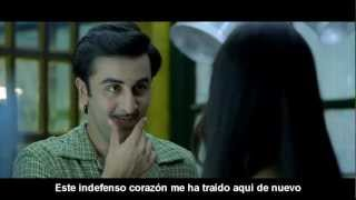Phir le aya dil - Barfi - with subtitles in spanish