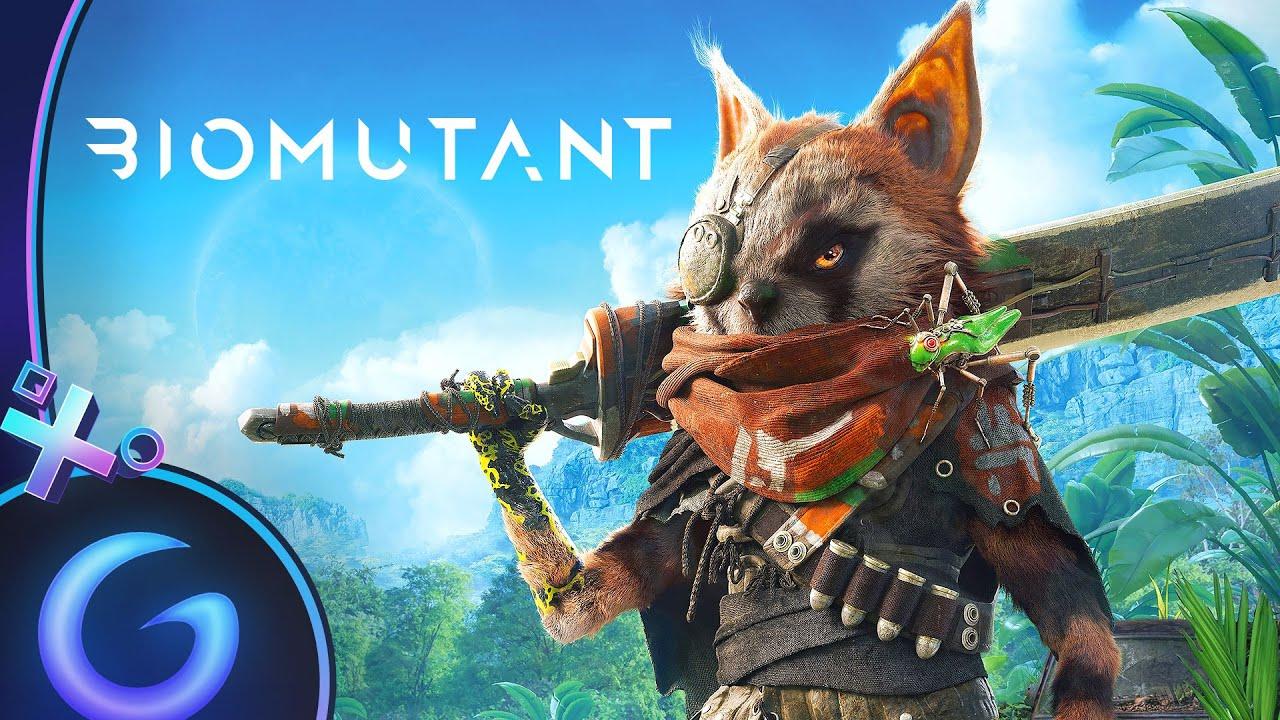 Download BIOMUTANT - Gameplay FR